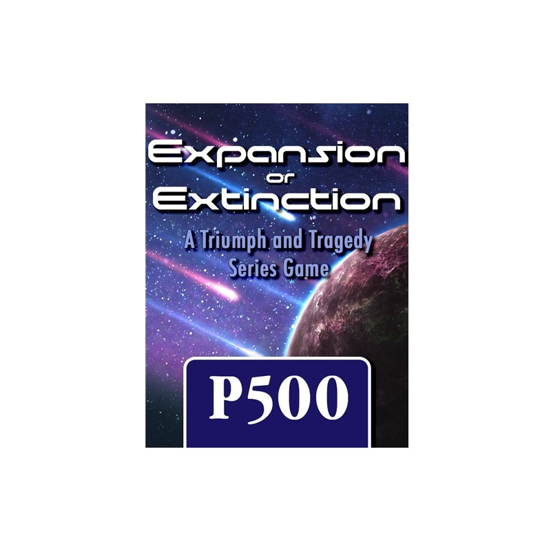 (PREORDER) EXPANSION OR EXTINTION