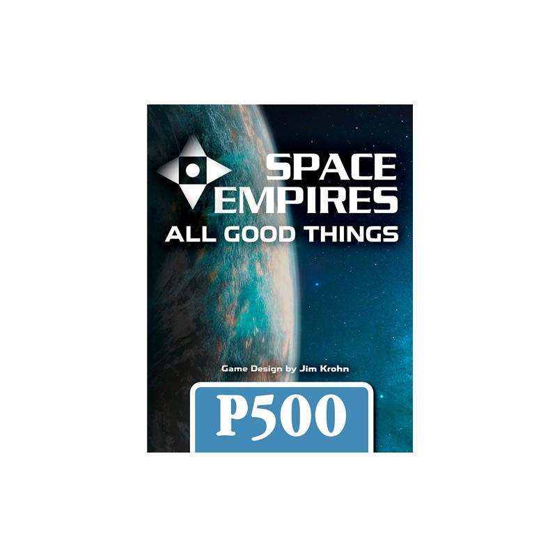 (PREORDER) SPACE EMPIRES: ALL GOOD THINGS