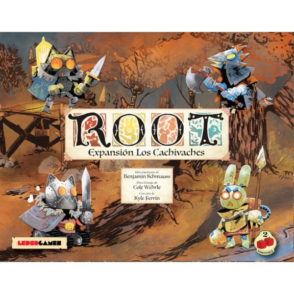 (PREORDER) ROOT LOS CACHIVACHES