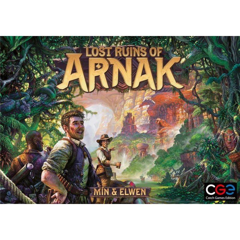 (PREORDER ESSEN) LOST RUINS OF ARNAK