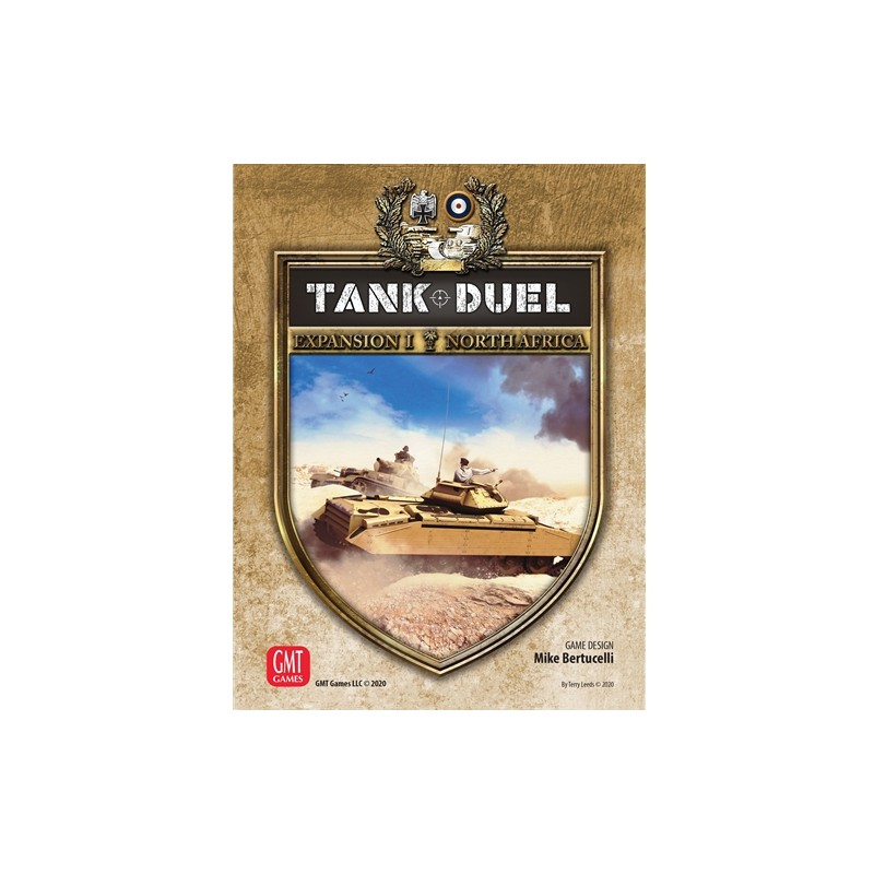 (PREORDER) TANK DUEL EXPANSION 1: NORTH AFRICA