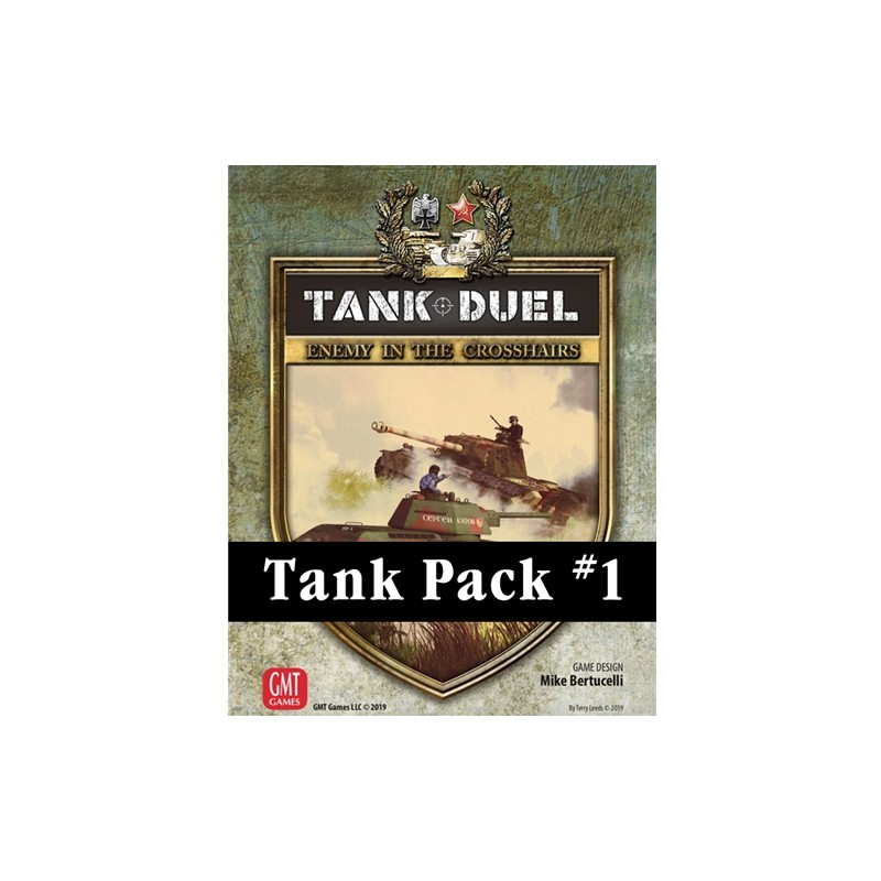 (PREORDER) TANK DUEL TANK PACK 1