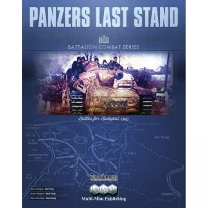 (PREORDER) BCS PANZERS LAST STAND